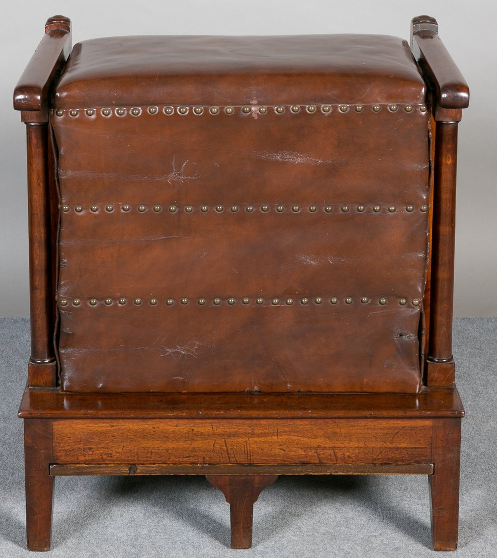 A Rare George Iii Horse Riding Exercise Chair Antiques Atlas