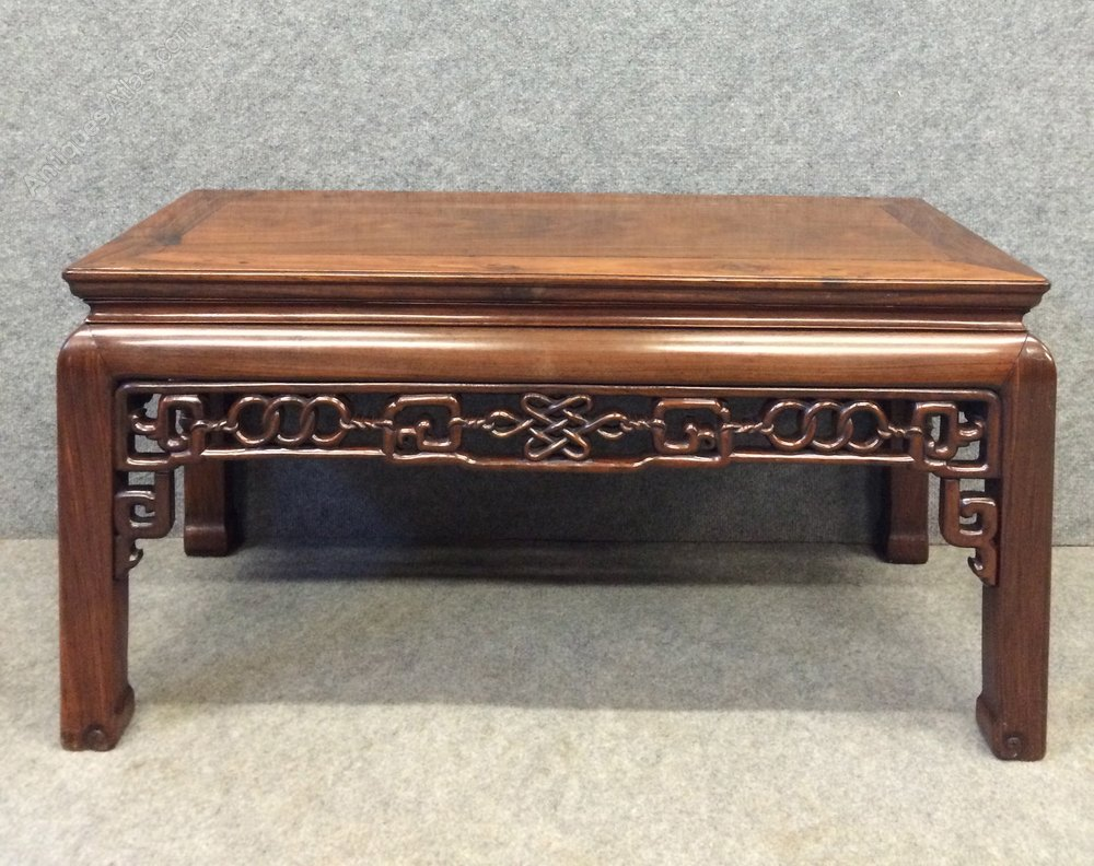 Chinese Kang Coffee Table Antiques Atlas