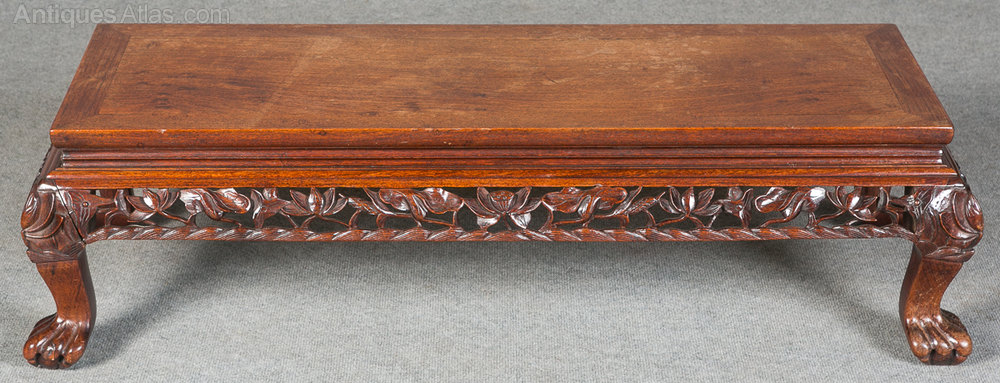 Chinese Opium Table Coffee Table Antiques Atlas