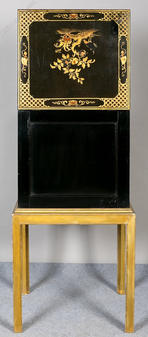 Chinoiserie Cocktail Cabinet Antiques Atlas