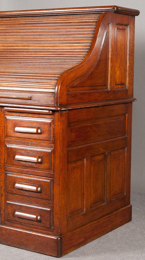 Globe Wernicke Roll Top Desk Antiques Atlas
