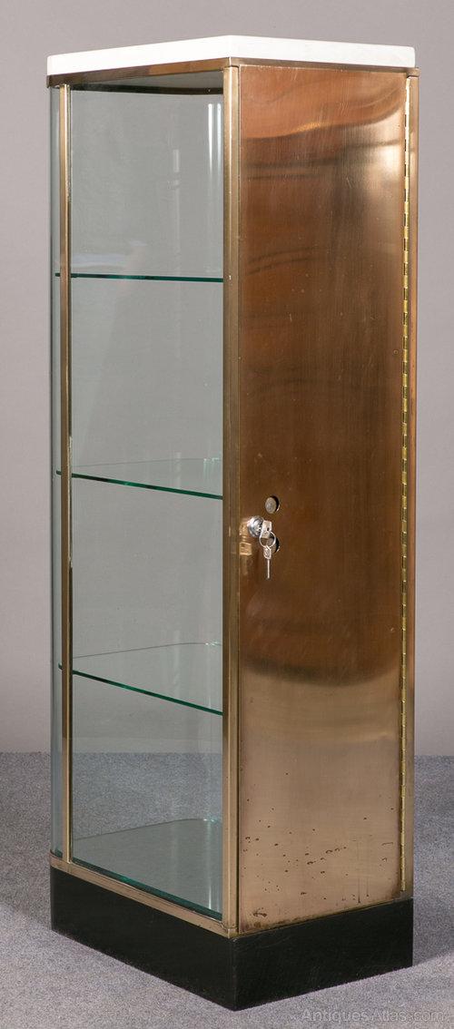 Unusual Art Deco Display Cabinet Antiques Atlas