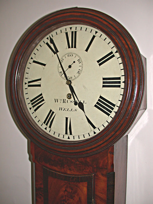 antiques atlas norwich wall clock