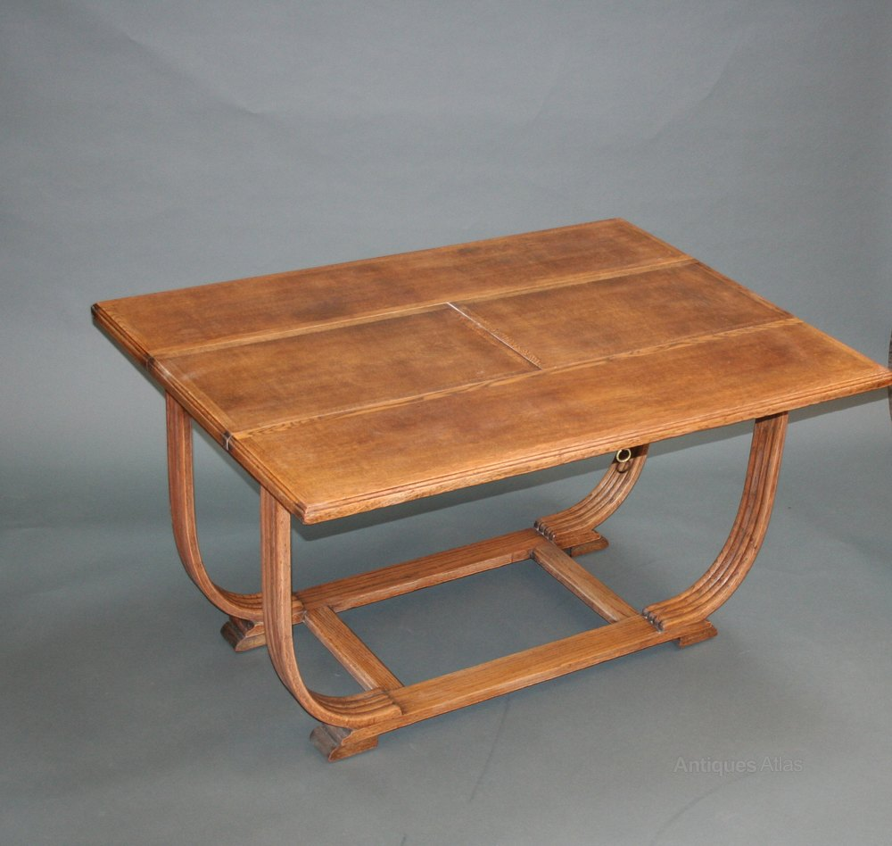 Art deco dining table antiques atlas - Antiques dining tables ...