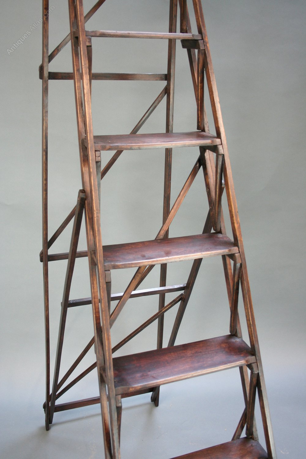Library Steps Ladder Antiques Atlas