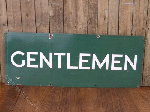 Gentlemen's warehouse