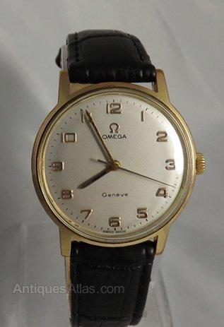 Omega Geneve 1970