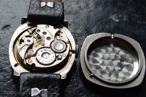 Ladies Rolex Watches Uk >> Antiques Atlas - Rolex Prima Vintage Watch 1936
