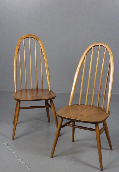 Antiques Atlas Pair Ercol Quaker Dining Chairs : PairErcolQuakerDiningChairas818a028b from www.antiques-atlas.com size 500 x 719 jpeg 39kB