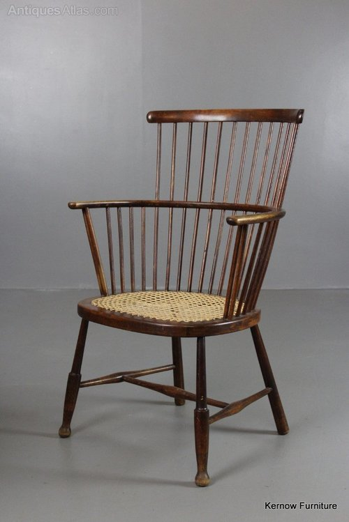 Spindle Back Chair - Antiques Atlas