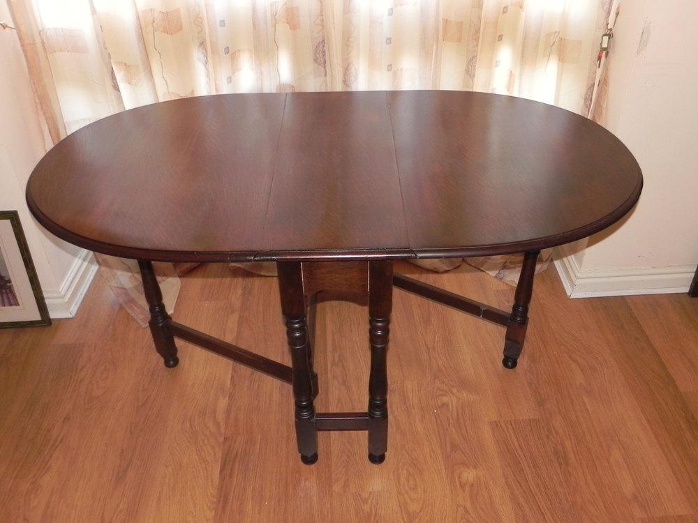 Vintage Harris Lebus Gate Leg Dining Table Antiques Atlas