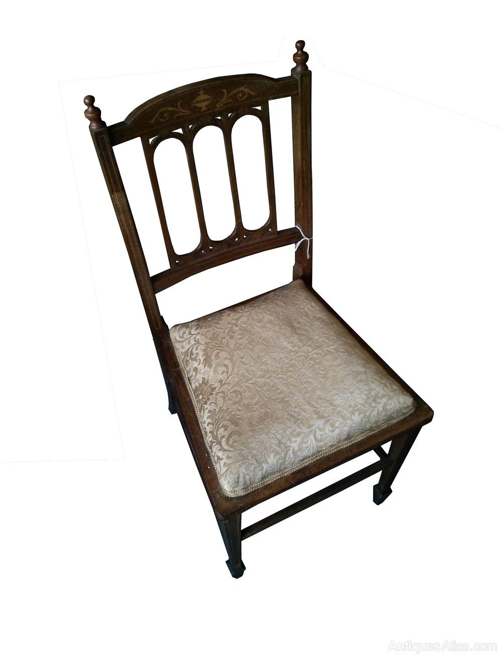 set of two edwardian bedroom chairs antiques atlas