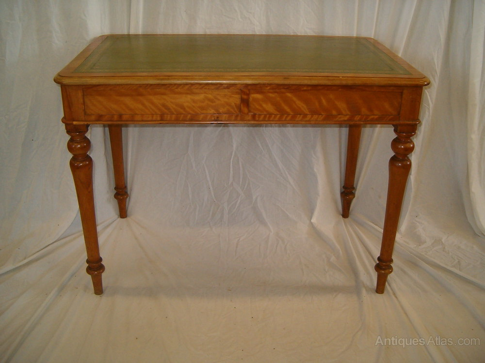 Victorian Writing Table By Heal S Of London Antiques Atlas