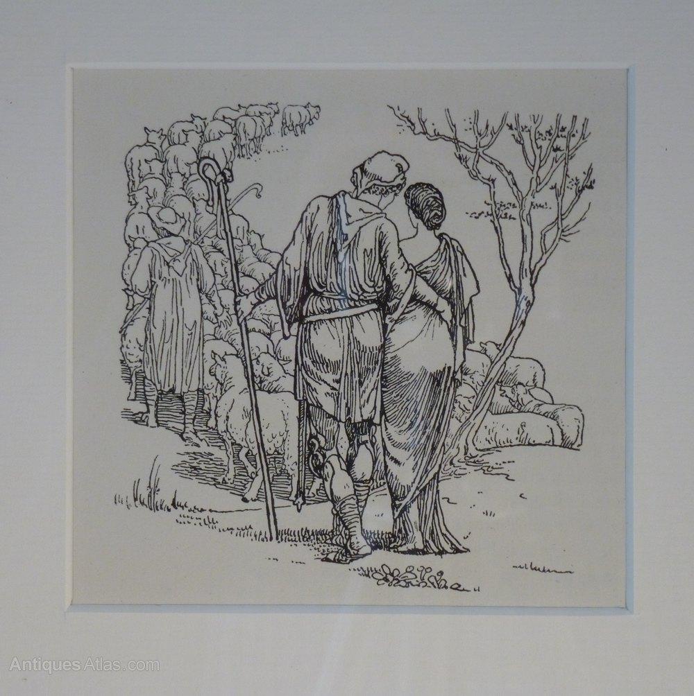 Arts and crafts prints - Arts And Crafts Prints Arts Crafts Walter Crane Faerie Queene Print Antique Prints