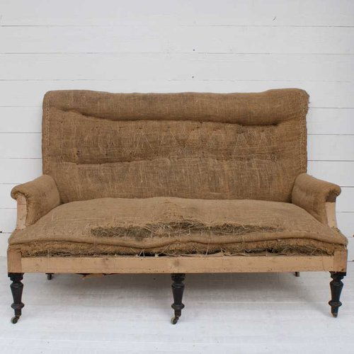 Antique French Sofa Antiques Atlas