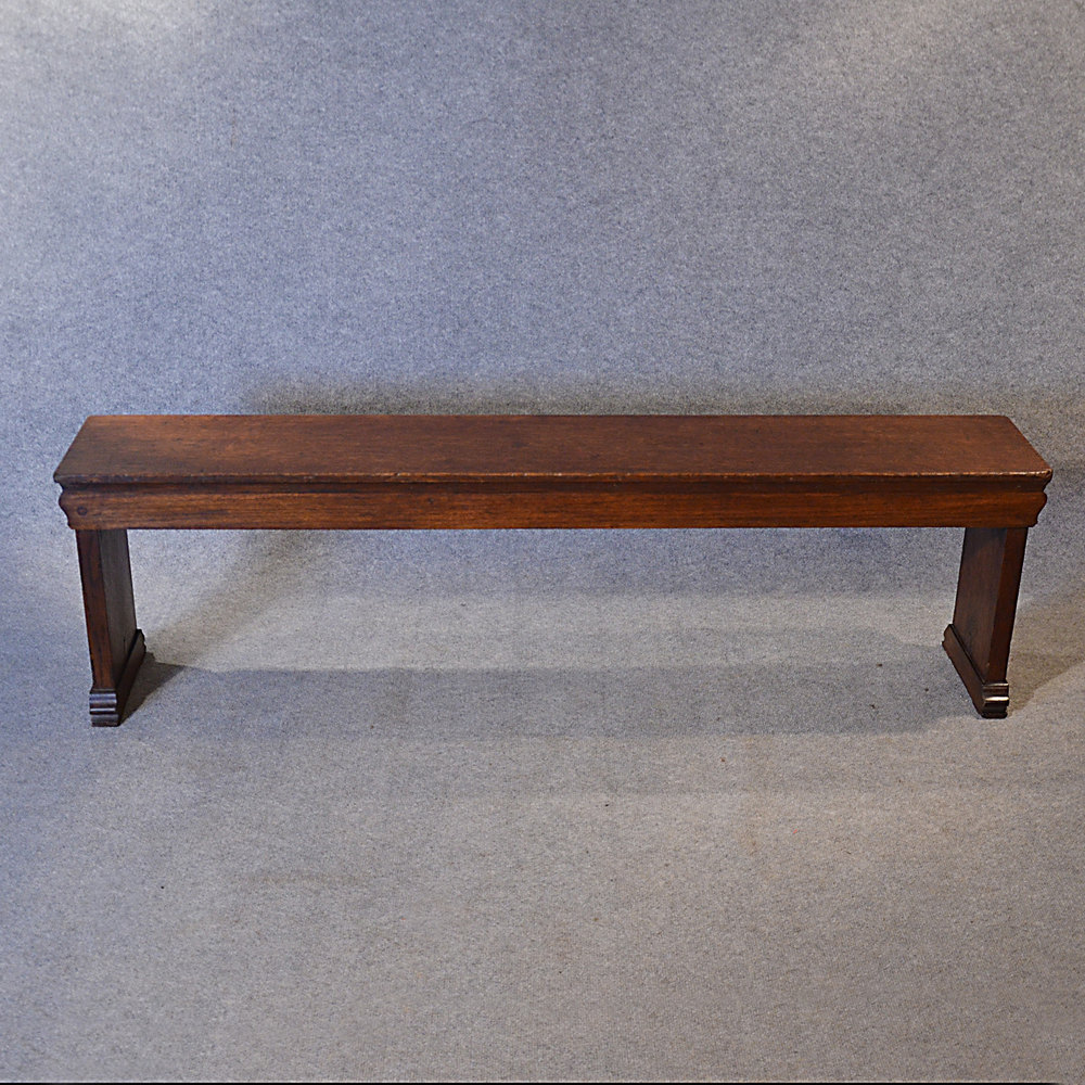 Oak Pew Bench 28 Images Victorian Oak Bench Pew At 1stdibs Bench Settle Pew Victorian Oak