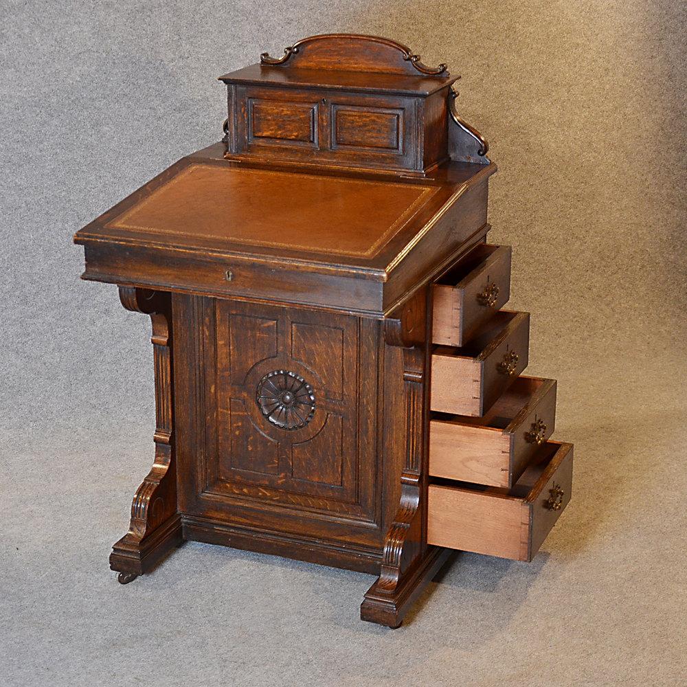 Davenport writing desk
