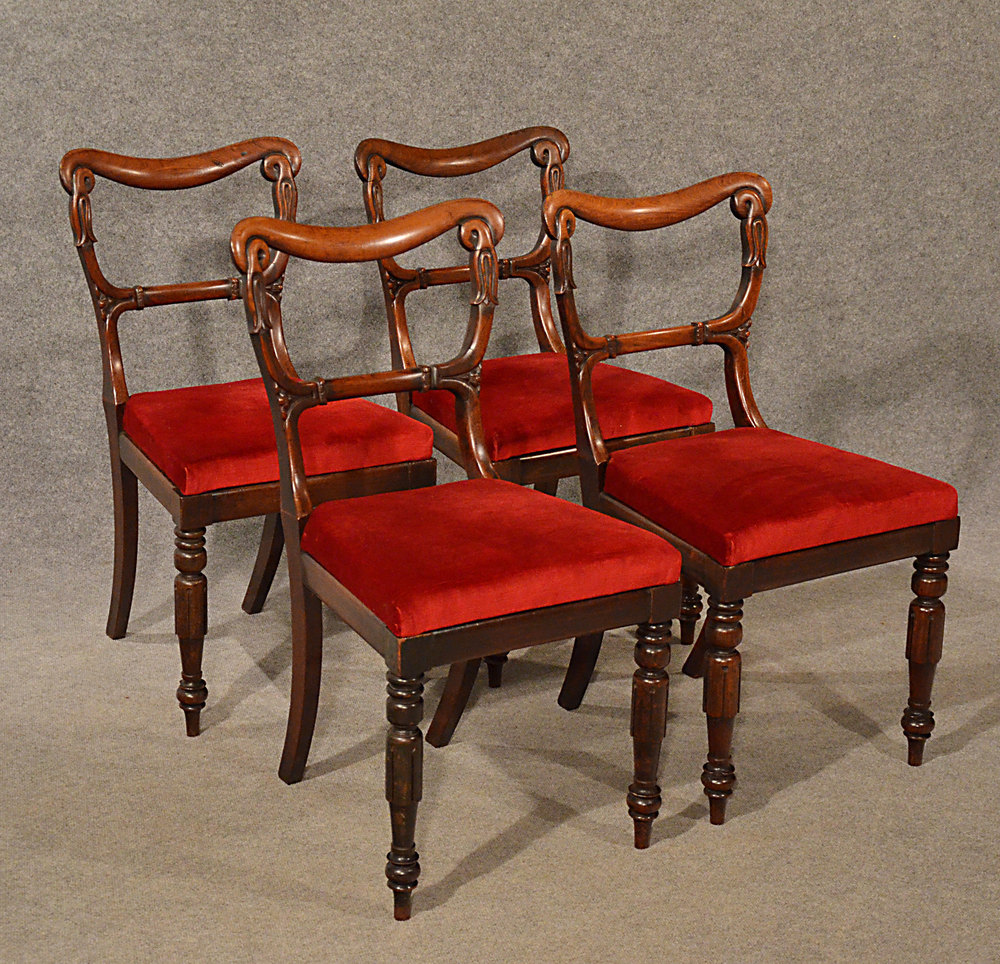 Antique Dining Chairs Rosewood Set Of 4 Fine Quality  : AntiqueDiningChairsRosewoodas272a1418z from antiquesatlas.com size 1000 x 964 jpeg 329kB