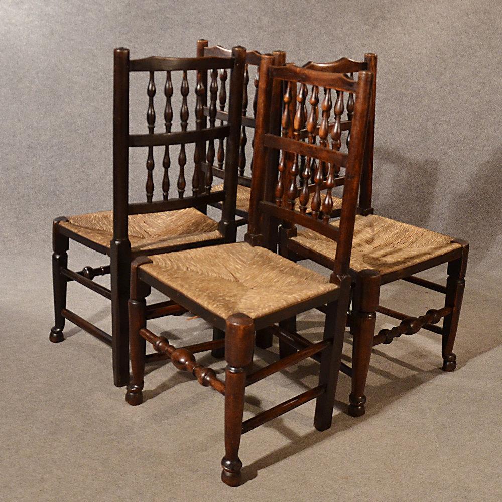 Antique Kitchen Dining Chairs Lancashire Spindle Antiques Atlas