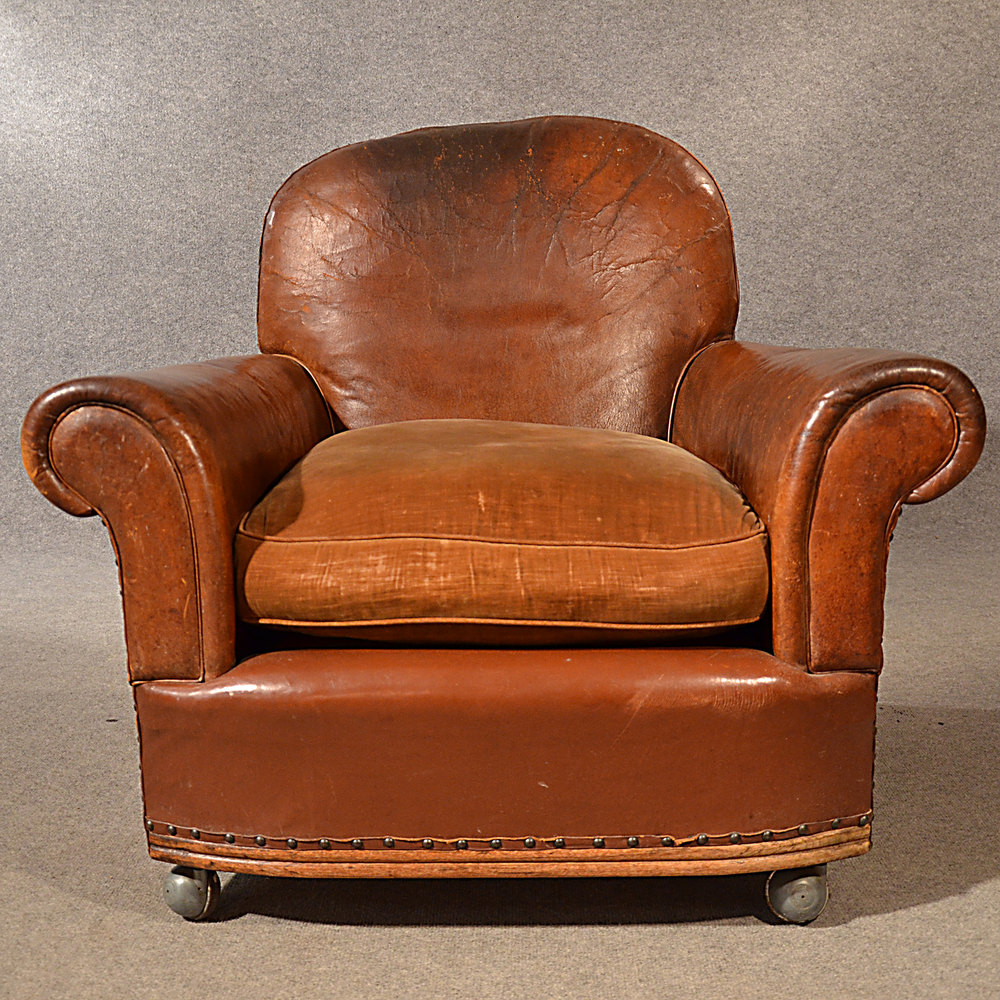 Antique easy chair - Antique Easy Chair 17