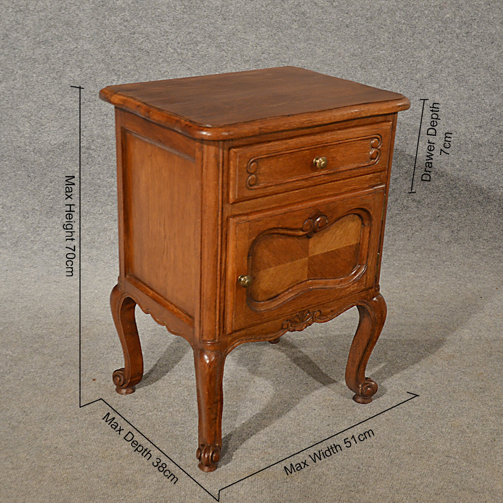 Antique Small Cabinet Side Table Bedside Cupboard Antique Bedside Cabinets  ... - Antique Small Cabinet Side Table Bedside Cupboard - Antiques Atlas