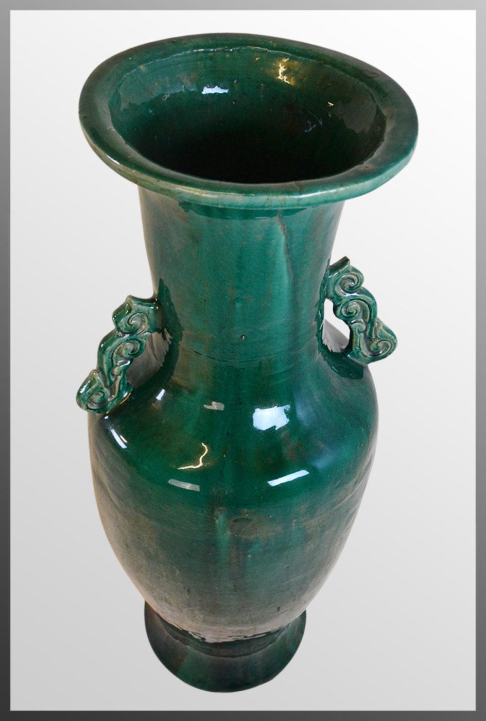 Antiques Atlas Antique Vase Large Porcelain China Baluster