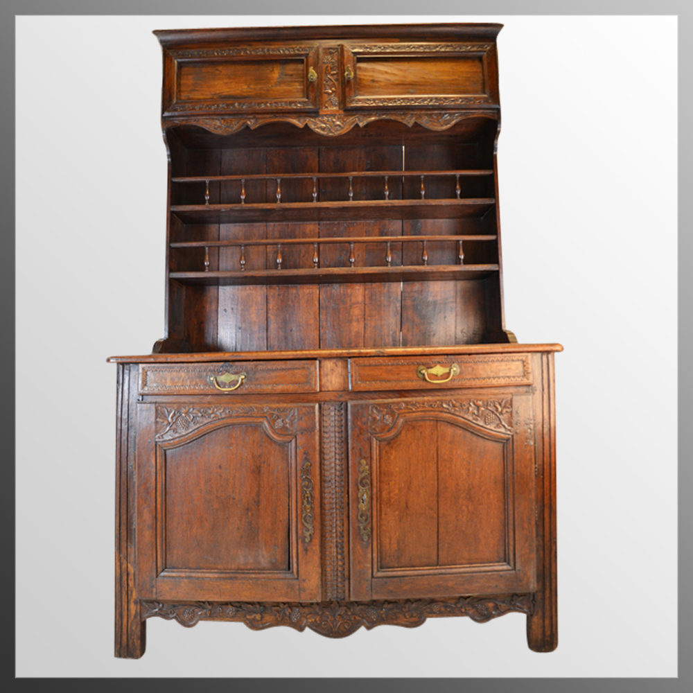Country Kitchen Dresser: French Country Dresser Kitchen Buffet Cabinet