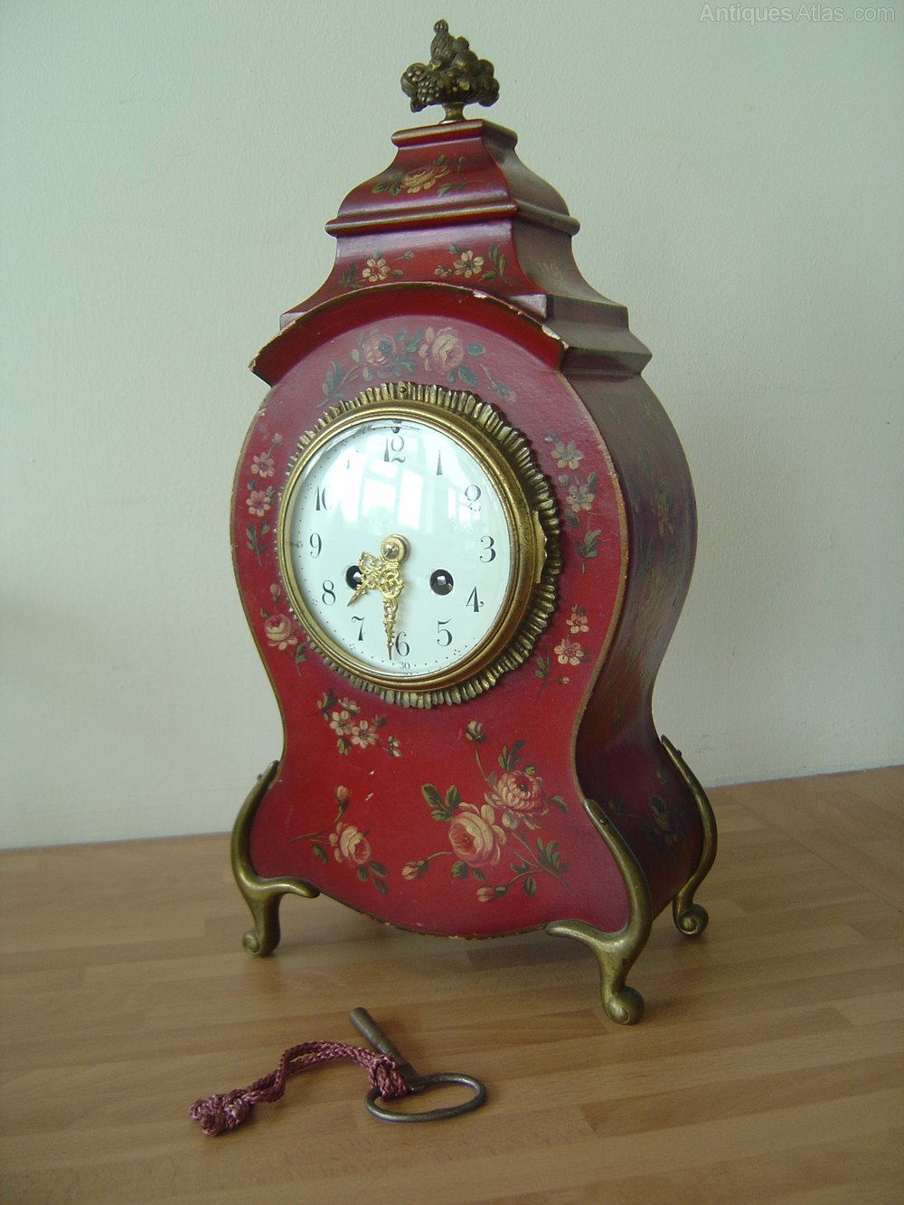 Dating Antique Clocks by Style and Type