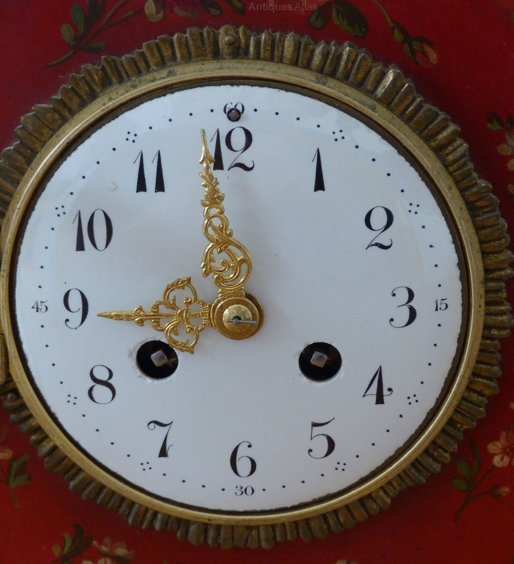 dating french mantel clocks Posts about seth thomas clock history written and the 1863 catalog shows it the date code this electric seth thomas mantel clock strikes the hour and half.