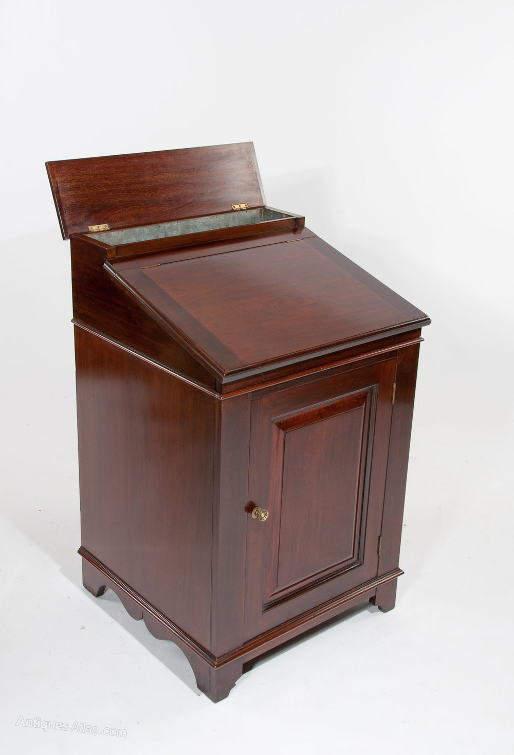 davenport writing desk For sale on 1stdibs - a superb quality victorian burr walnut davenport writing desk stood on turned bun feet and shaped carved cabriole legs to the front the davenport has.