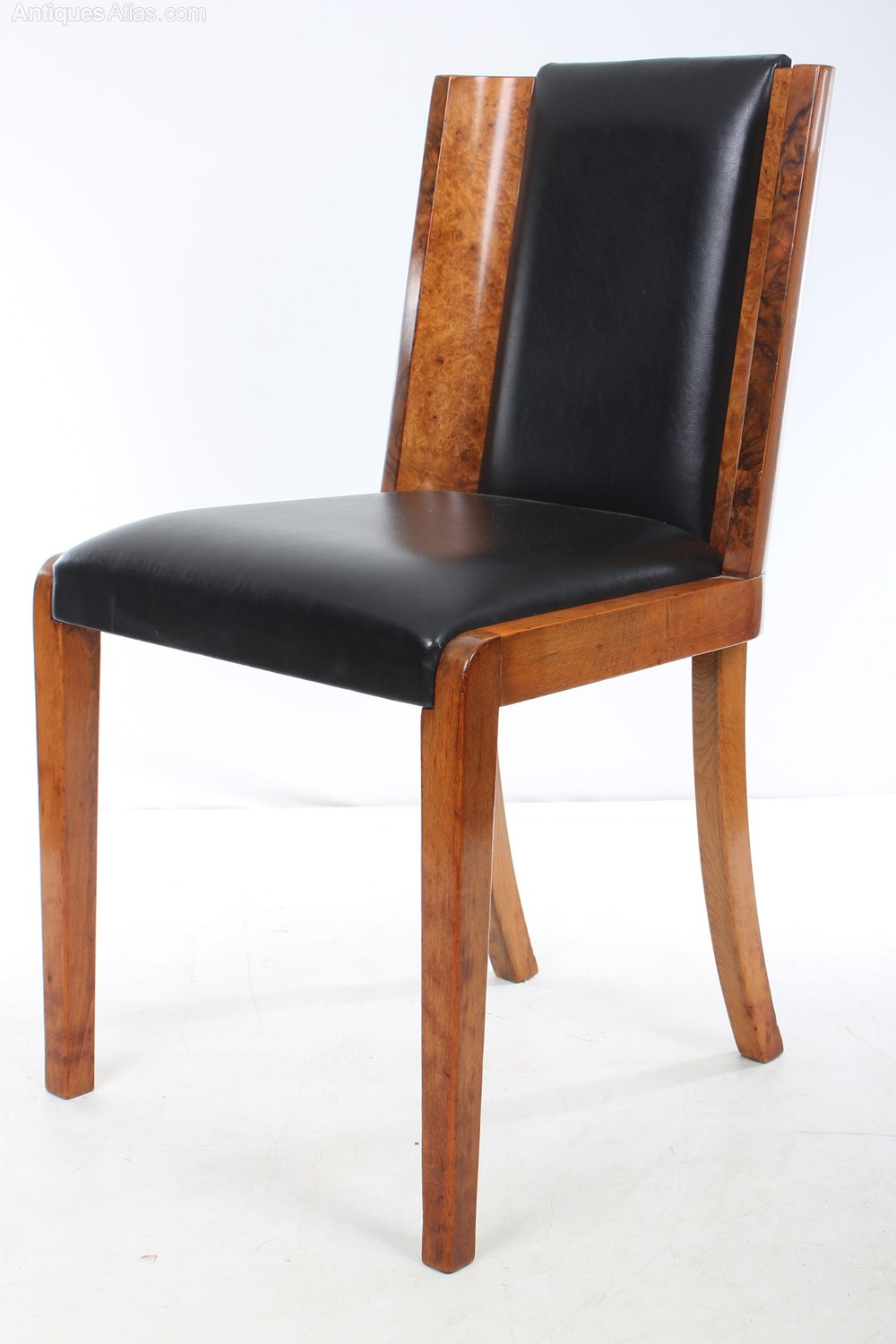 set of 6 art deco walnut dining chairs chair sets of 6 antique dining chairs art deco dining 6
