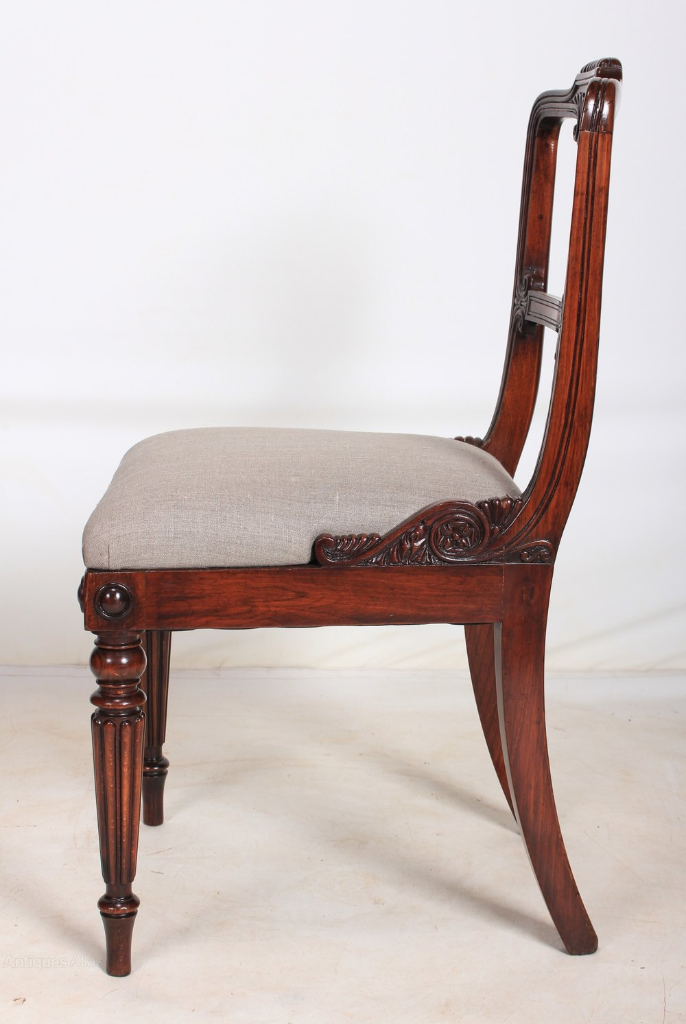 Set Of 6 Stunning Dining Chairs Antiques Atlas