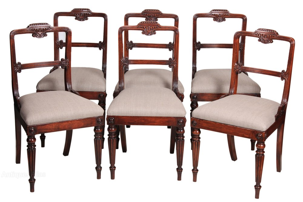 Antique dining chairs set of 6 28 images set of six for Set of 6 dining chairs
