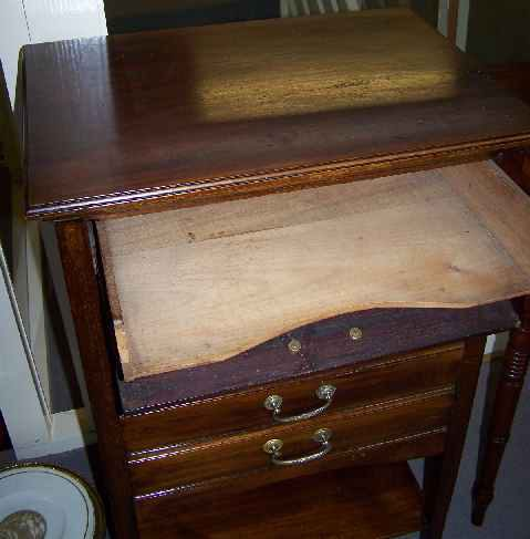 mahogany music cabinet antiques atlas. Black Bedroom Furniture Sets. Home Design Ideas