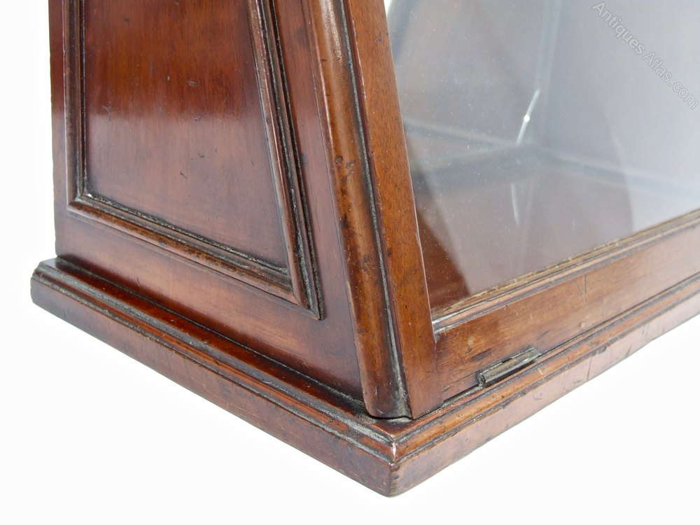 Small Countertop Display Cabinet Bijouterie Case