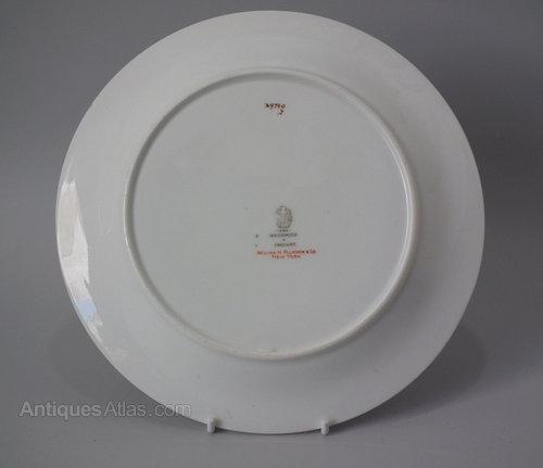 dating wedgwood lustreware