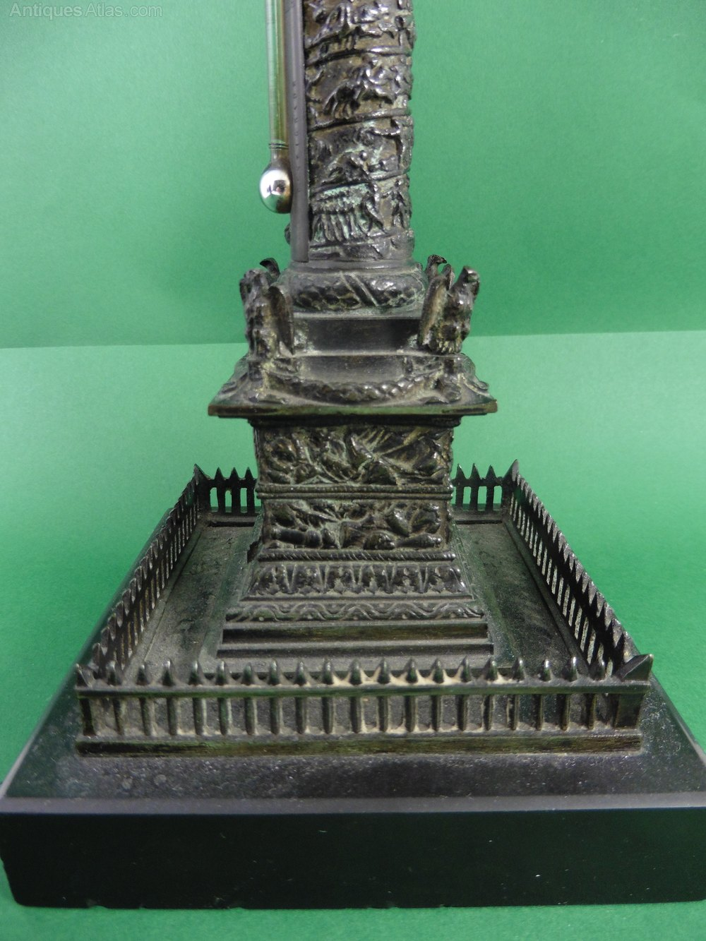 Grand Tour Of Europe S Greatest: An Antique French Grand Tour Model Of The