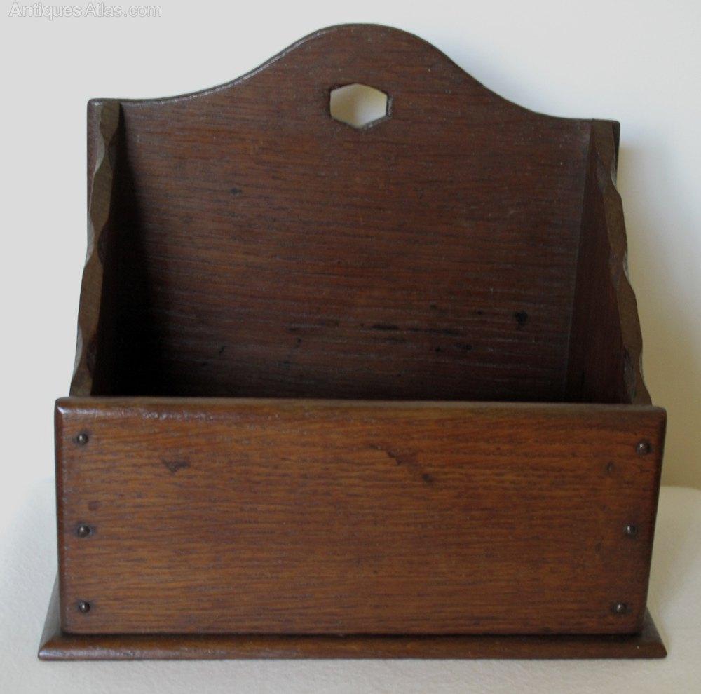 Antique Oak Desk Tidy Antique Desk Tidy ... - Antiques Atlas - Antique Oak Desk Tidy