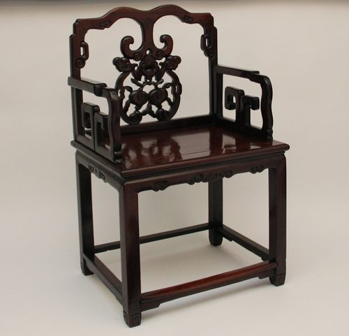 - Chinese Chair - Antiques Atlas