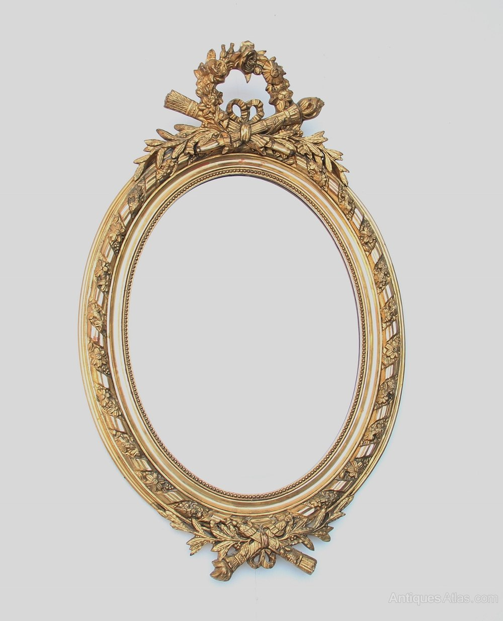 Antiques atlas early 20th century gilt mirror for What is a gilt mirror