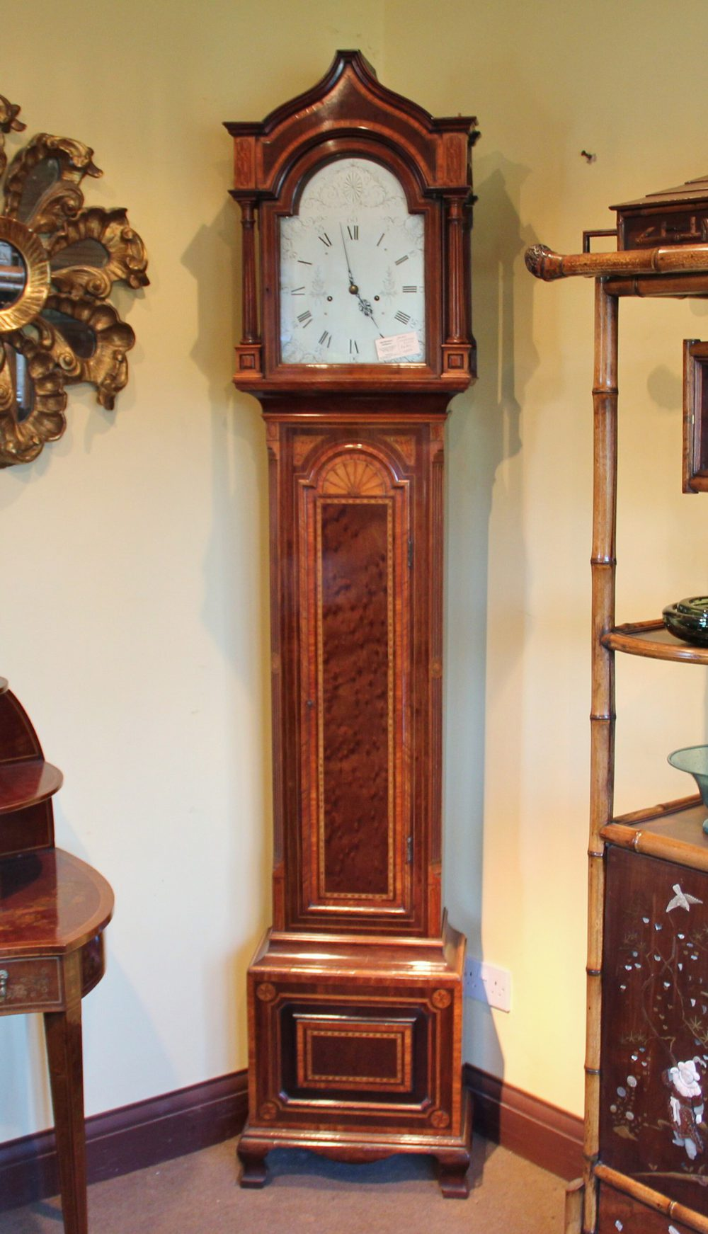 How to draw a Grandfather Clock Real Easy