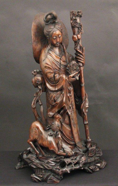 Oriental Wood Carving ...