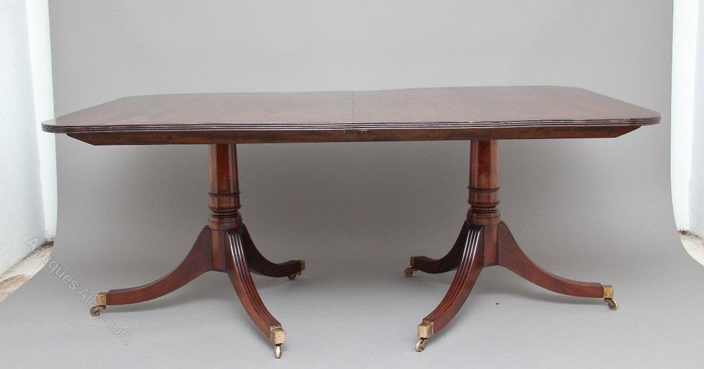 Antiques Atlas Twin Pedestal Mahogany Dining Table : Twinpedestalmahoganydiningas256a1478z 3 from www.antiquesatlas.com size 1000 x 525 jpeg 46kB