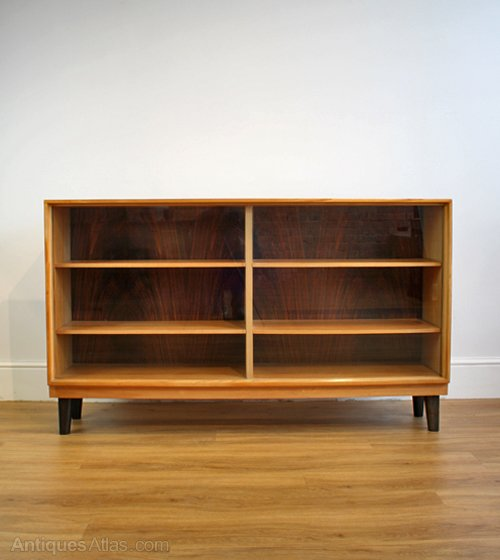 Antiques atlas a mid century modern bookcase by gordon for Furniture 30cm deep