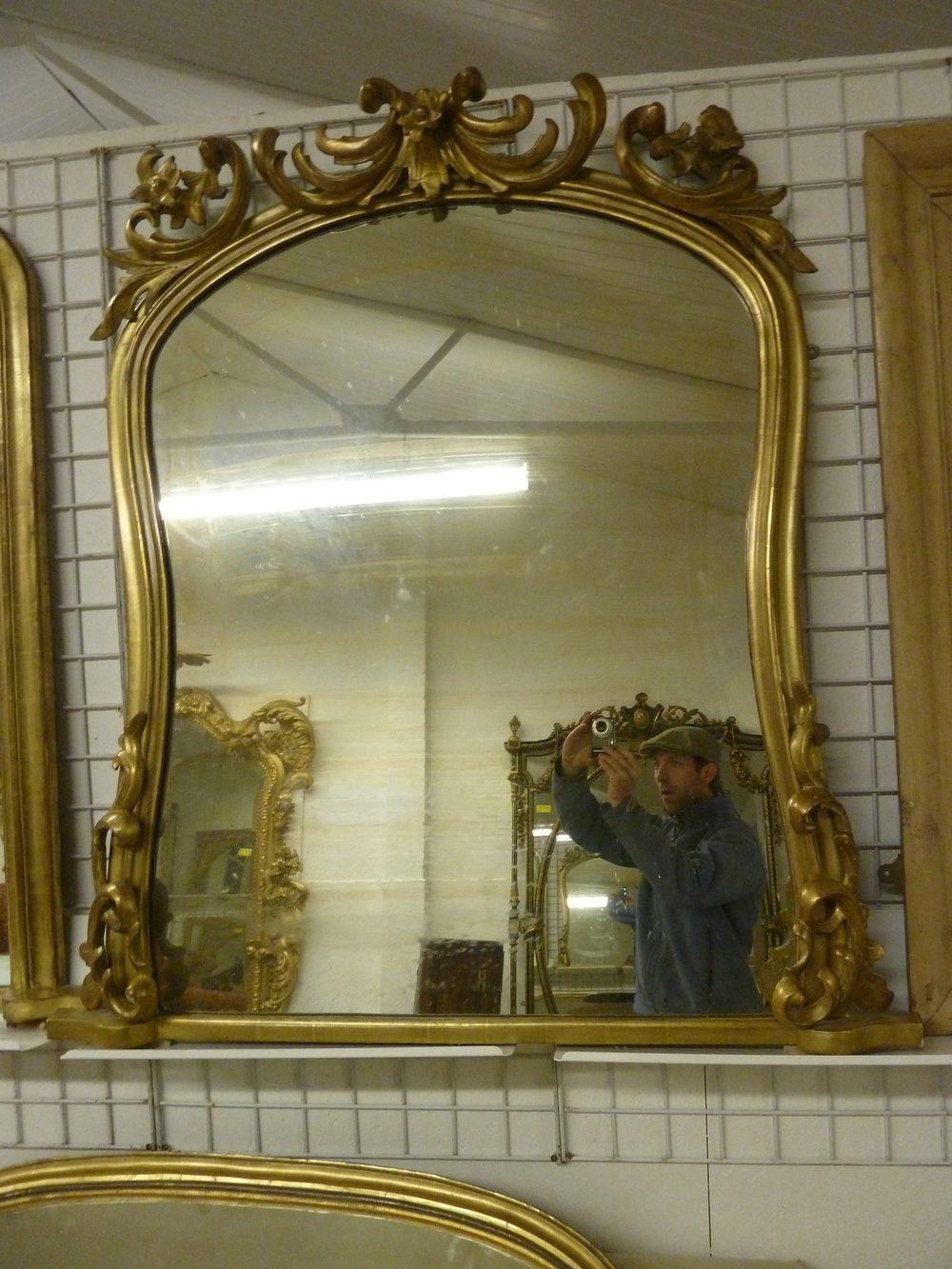 Antiques Atlas Victorian Mirror