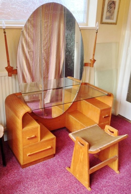 Art deco dressing table antiques atlas - Deco dressing ...