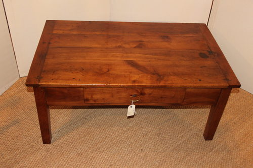 Cherrywood coffee table antiques atlas Cherry wood coffee tables