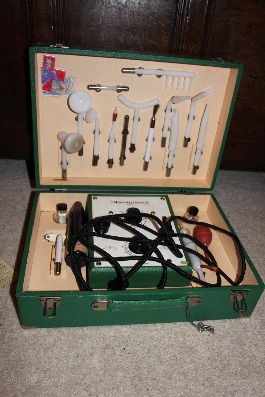 "Dealer Invoice Price >> Antiques Atlas - ""HOLO ELECTRON "" MACHINE"