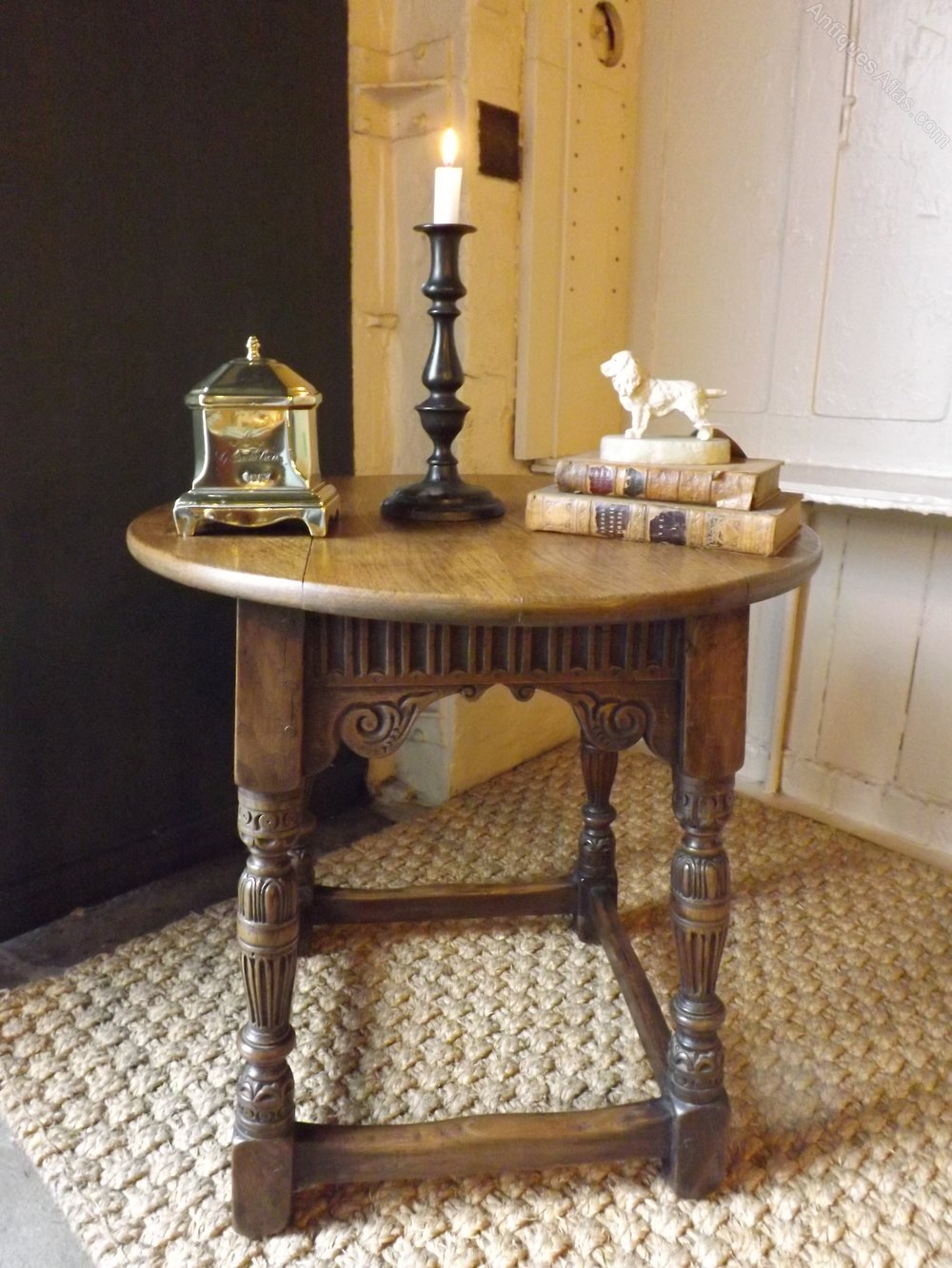 antiques atlas 17 th century style oak table