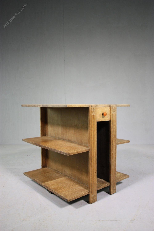 1930 39 s heals oak side table bookcase antiques atlas